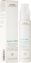 Kup Regenerujące serum do rąk na noc - Aveda Hand Relief Night Renewal Serum