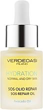 Kup Rewitalizujący olejek do twarzy SOS - Verdeoasi Sos Repair Oil
