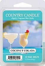Kup Wosk zapachowy do kominków - Country Candle Coconut Colada Wax Melts
