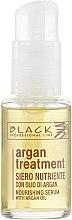 Kup Serum do włosów z olejem arganowym - Black Professional Line Argan Treatment Serum