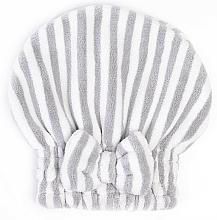 Kup Turban z mikrofibry do włosów - Trust My Sister Microfiber Pair Cap Grey