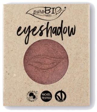 Mineralne cienie do powiek, wymienny wkład - PuroBio Cosmetics Ecological Eyeshadow Matte Refill — фото N1