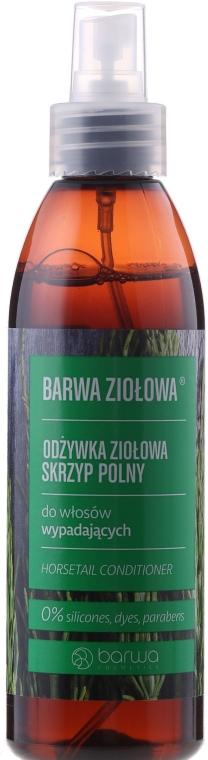 Odżywka ziołowa do włosów wypadających Skrzyp polny - Barwa Ziołowa