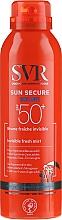 Kup Ochronna mgiełka w sprayu do skóry wrażliwej na słońce SPF 50+ - SVR Sun Secure Brume