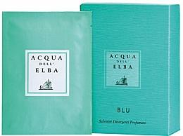 Kup Acqua Dell Elba Blu Perfumed Refreshing Wet Wipes - Chusteczki nawilżające
