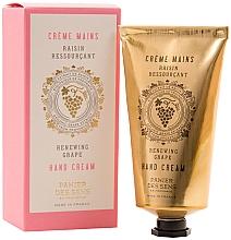 Kup Regenerujący krem do rąk Winogrono - Panier Des Sens Renewing Grape Hand Cream