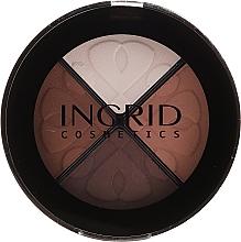 Kup Poczwórne cienie do powiek - Ingrid Cosmetics Smoky Eyes Eyeshadows