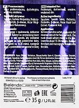 Równoważąco-ochronna maska w płacie - Bielenda Professional Premium Microbiome Pro Care Balancing and Protectiveing Creamy Mask — фото N2