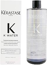 Kup Odżywka nabłyszczająca i nadająca lekkości włosom - Kerastase K Water Lamellar Hair Treatment