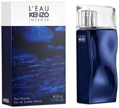 Kup Kenzo L'Eau Kenzo Intense Pour Homme - Woda toaletowa
