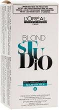 Kup Krem rozjaśniający do włosów pozbawiony amoniaku - L'Oreal Professionnel Blond Studio Majimetches