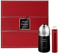 Kup Cartier Pasha de Cartier Edition Noire - Zestaw (edt/100ml + edt/15ml)