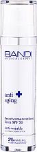 Kup Uspokajający krem przeciwzmarszczkowy - Bandi Medical Expert Anti Aging Anti-wrinkle Soothing Cream SPF 50 2% Pantenol + Hyaluronic Acid