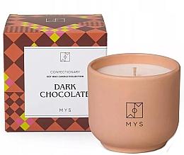 Kup Sojowa świeca Ciemna czekolada - Mys Dark Chocolate Candle
