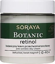 Kup Botaniczny krem przeciwzmarszczkowy na dzień z retinolem - Soraya Botanic Retinol Anti-Wrinkle Day Cream