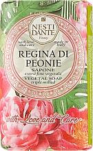 Kup Roślinne mydło w kostce Królowa piwonii - Nesti Dante