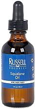 Kup Olejek skwalanowy do skóry, włosów i paznokci - Russell Organics Squalane Oil