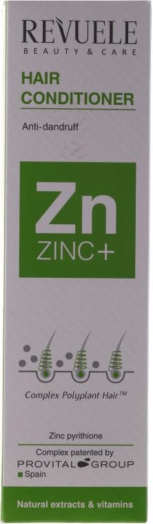 Przeciwłupieżowa odżywka do włosów - Revuele Zinc+ Hair Conditioner