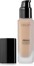 Kup PRZECENA! Nawilżający podkład do twarzy - Nouba Ideale Hydrostress Foundation *