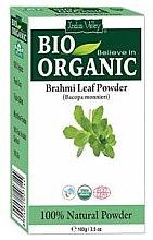 Kup Puder z liści brahmi do włosów słabych i łamliwych - Indus Valley Bio Organic