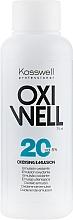 Kup Emulsja utleniająca do włosów 6% - Kosswell Professional Oxidizing Emulsion Oxiwell 6% 20 vol