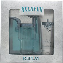 Kup Replay Relover - Zestaw (edt 50 ml + sh/gel 100 ml)