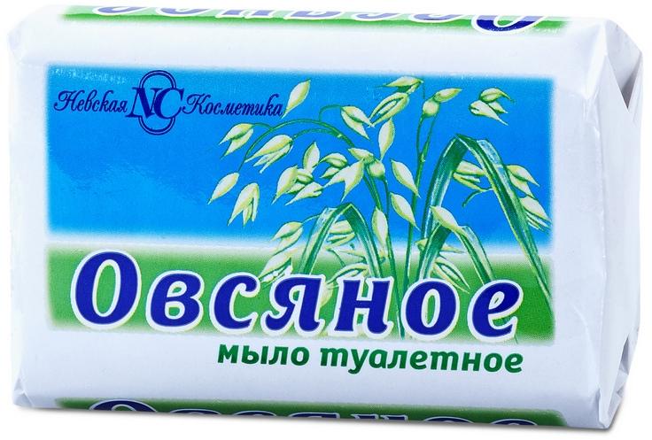 Owsiane mydło toaletowe - Newska Kosmetyka — фото N1