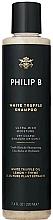 Kup Nawilżający szampon do włosów zniszczonych lub kręconych z ekstraktem z białej trufli - Philip B White Truffle Shampoo