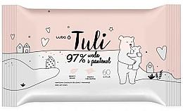 Kup Nawilżane chusteczki dla dzieci i niemowląt z pantenolem - Luba Tulli Baby Pantenol Wipes