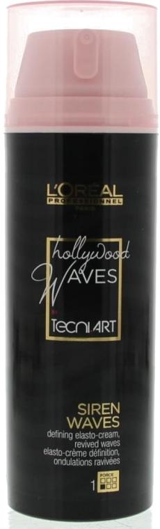 Żel-krem podkreślający skręt loków - L'Oréal Professionnel Tecni.art Hollywood Waves