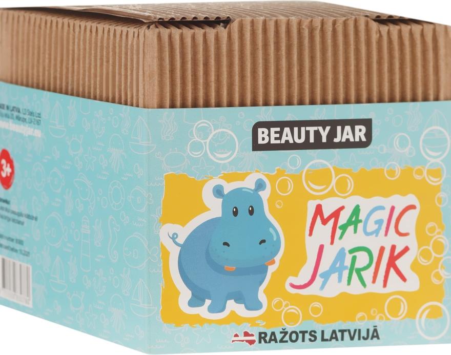Zestaw do kąpieli dla dzieci - Beauty Jar Magic Jarik (bomb 150 g + soap) — фото N1