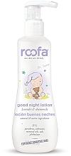 Kup Wieczorny balsam do ciała dla niemowląt Lawenda i rumianek - Roofa Good Night Lotion
