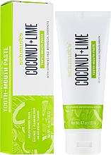 Kup Pasta do zębów - Schmidt's Coconut Lime Toothpaste