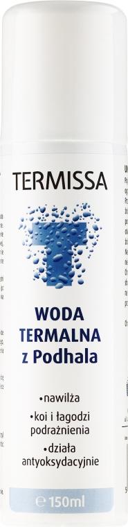 Woda termalna - Termissa Thermale Water