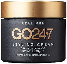Kup Krem do stylizacji włosów kręconych - Unite GO247 Real Men Styling Cream