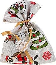 Kup Aromatyczny woreczek, Boże Narodzenie, eukaliptus - Essencias De Portugal Tradition Charm Air Freshener