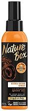 Kup Nabłyszczający spray do włosów z olejem morelowym - Nature Box Apricot Oil Extra Shine Spray