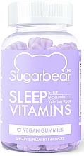 Kup Żelki z melatoniną na dobry sen - Sugarbearhair Sleep Vegan Gummy Vitamins