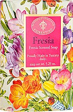 Kup Mydło w kostce Frezja - Saponificio Artigianale Fiorentino Masaccio Freesia Soap