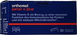 Kup Witaminy o smaku malinowo-limonkowym dla dzieci - Orthomol Immun