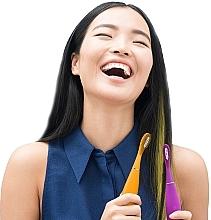 Elektryczna szczoteczka do zębów - Foreo Issa Mini 2 Mango Tango — фото N5