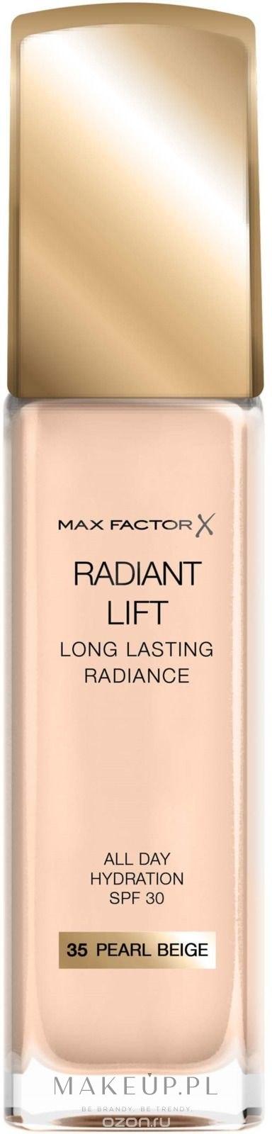 Liftingujący podkład do twarzy - Max Factor Radiant Lift Foundation — фото 35 - Peabe