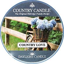 Kup Podgrzewacz zapachowy - Country Candle Country Love