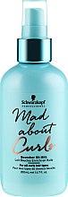 Kup Olejkowe mleczko do włosów kręconych - Schwarzkopf Professional Mad About Curls Quencher Oil Milk