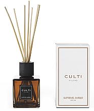 Kup Dyfuzor zapachowy - Culti Milano Supreme Amber