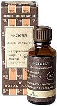 Kup Olejek z glistnika jaskółcze ziele - Botanika Natural Chelidonium Majus Oil
