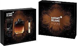 Kup Montblanc Legend Night - Zestaw (edp 100 ml + edp 7,5 ml + ash/balm 100 ml)