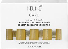 Kup Keratynowy wzmacniacz włosów - Keune Care Miracle Elixir Concentrated Keratin Booster