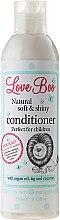 Kup Naturalna delikatna odżywka do włosów dla dzieci - Love Boo Natural Soft And Shiny