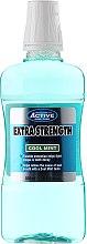 Kup Odświeżający płyn do płukania jamy ustnej - Beauty Formulas Active Oral Care Extra Strength Cool Mint